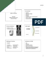 MRI 2011 Presentation Scoliosis