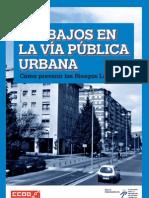 trabajos via pública