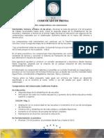 15-10-2012 El Gobernador Guillermo Padrés se comprometió a alcanzar la meta de generar 170 mil empleos acumulados hasta el 2015. B101258