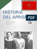 Historia Del Aprismo