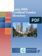 Asian Vendor Directory 2014
