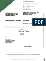 Ledvin Isabel Urbina-Padilla, A099 481 442 (BIA Oct. 30, 2014)