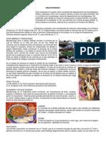 Costumbres y Tradiciones Municipios de Suchitepequez
