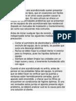 Los equipos de aire acondicionado suelen presentar fallas de diversos tipos.pdf