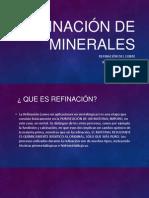 Refinación de Minerales
