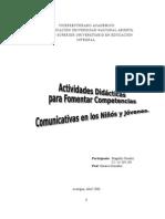 Articulo Duivulgativo Magdelis.