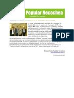 Gacetilla de Prensa del Frente Popular Necochea 02
