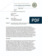 HHS OIG - Offshore Outsourcing  OEI-09-12-00530