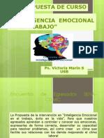 Charla Manejo de Inteligencia Emocional en El Mundo Laboral