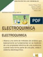 Electroquimica Cap. V
