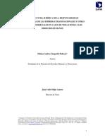 La Estructura Jurídica de La Responsabilidad. Mónica Andrea Tangarife Pedraza