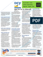 Pharmacy Daily for Thu 06 Nov 2014 - No apps for Oz S3 sildenafil, Pharmacy 'last bastions' free advice, Guild, PSA working on 6CPA programs, Todd wins Schultz medal, and much more