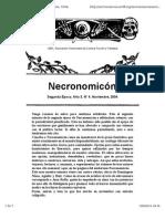 Necronomicón, Año 3 Número 4. Noviembre 2004.pdf