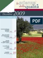 La Scienza della Qualità dicembre 2009