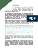 Conflicto Social Amazonas