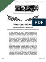 Necronomicón, Año 4 Número 9. Septiembre 2005