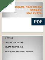 Cuaca Dan Iklim Malaysia