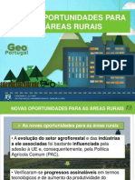 Novas Oportunidades Para as Áreas Rurais