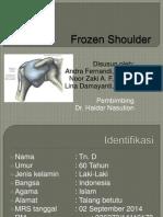 Frozen Shoulder Ppt