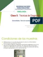 Clase 5 - Virología Tecnicas de Diagnótico.pptx