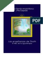 Las enseñanzas de Thoth - Gustavo Amado