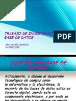 trabajo de investigacion base de datos Ana Maria 10-4.ppt