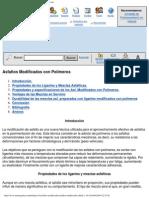 Asfaltos Modificados Con Polímeros - Monografias.com