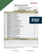 Formatos de Control y Liquidación 2014