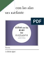 Alejandro Archundia- Soñar Con Las Alas Del Elefante