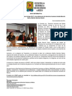 141105 NOTA INFORMATIVA_Premio Ponciano Arriaga 2014_Imelda Marrufo_Martha Sánchez Nestor