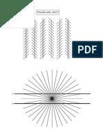m5-Ab-Parallel Oder Nicht - 2 Optische Taeuschungen