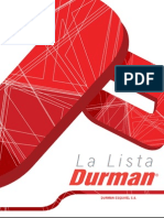 La Lista Durman Panama 12-06-13 Sp