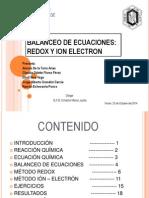 Equipo 6 Método Redox y Ión-electrón