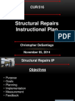 instructional plan pp