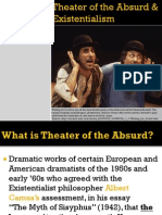 Theatre of the Absurd (4)