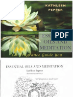 Essential Oils and Meditation 1