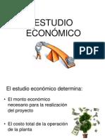 Clase- Estudio Económico