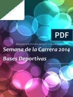 Bases Deportivas XLIII Aniversario Medicina UFRO