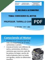 Conociendo El Motor Clase