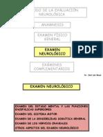 1. Examen Neurológico - Sensibilidad I