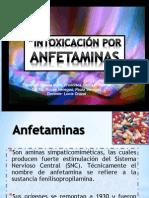 Intoxicación por Anfetaminas