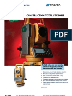 081389461983- Jual Total Station Topcon GTS 102N.