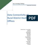 Humanitarian Data Connectivity Challenge Description