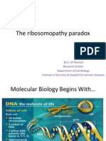 The ribosomopathy paradox.pptx