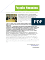 Gacetilla de Prensa del Frente Popular Necochea 03