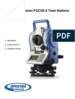 081389461983- Jual Total Station Spectra Focus 6