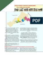 Zonas Críticas Frente a Huaycos e Inundaciones