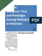 Muhajir diaspora
