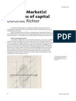 Dorothee Richter, New Markets and Forms of Capital in Art
