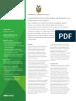 VMware Presidencia de La Republica Del Ecuador 12Q2 SP Case Study
